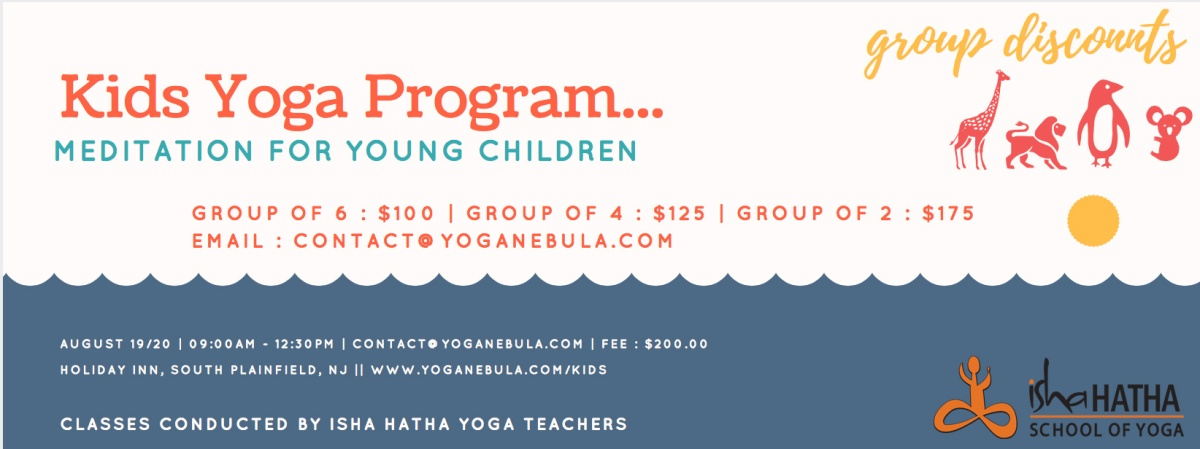 Yoga for Kids in America