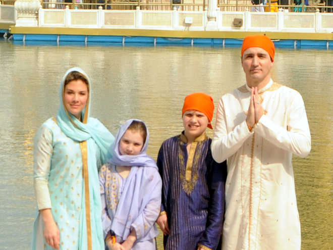 TrudeauGoldenTemple
